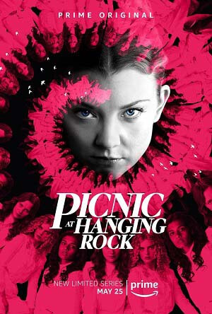 Picnic at Hanging Rock season 1 poster Amazon Prime Video channel