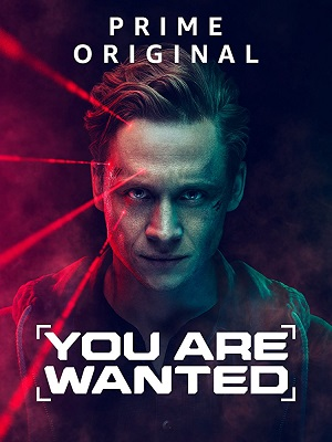 You Are Wanted season 2 poster Amazon Prime channel