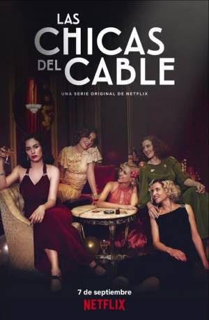 Cable Girls season 3 download (tv episodes 1, 2,...)