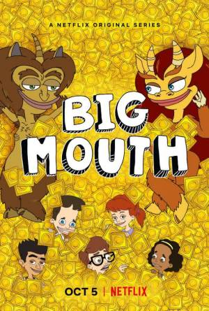 Big Mouth season 2 download free (all tv episodes in HD)