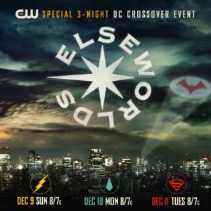 Elseworlds cressover The CW