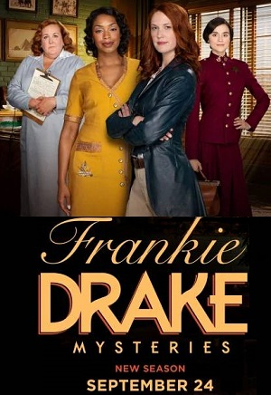 Frankie Drake Mysteries season 2 download free (all tv episodes in HD)