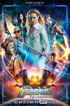 Legends of Tomorrow season 4 download free (all tv episodes in HD)