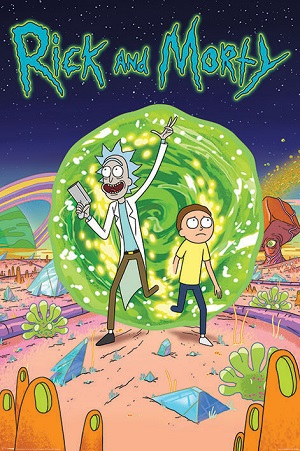 Rick and Morty season 1 download (tv episodes 1, 2,...)