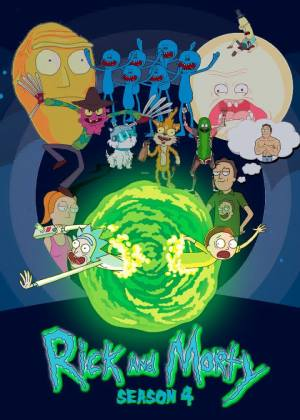 Rick and Morty season 4 download (tv episodes 1, 2,...)