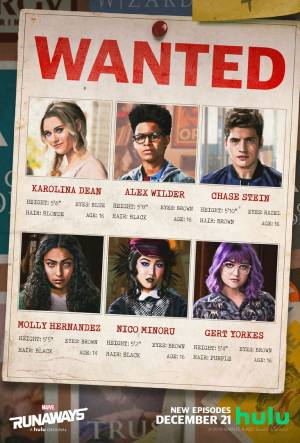 Runaways season 2 download free (all tv episodes in HD)