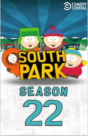 South Park season 22 download free (all tv episodes in HD)