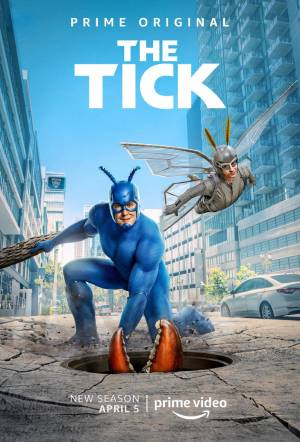 The Tick season 2 download free (all tv episodes in HD)