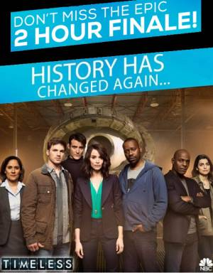 Timeless (two-hour season finale) download free (all tv episodes in HD)