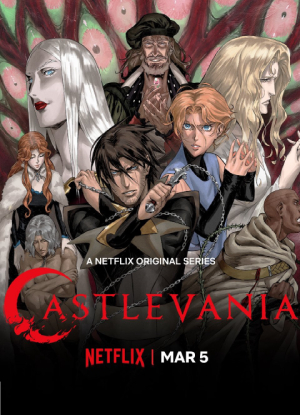 Castlevania season 3 download (tv episodes 1, 2,...)
