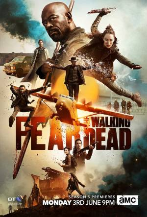 Fear the Walking Dead season 5 download free (all tv episodes in HD)