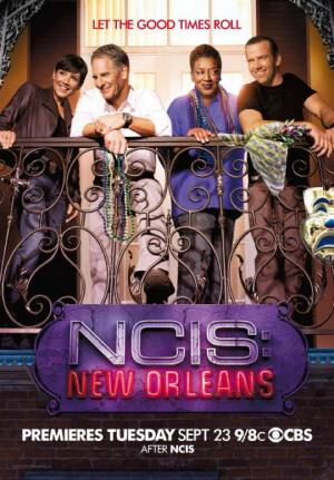 NCIS: New Orleans season 1 download free (all tv episodes in HD)