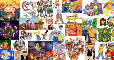 Best animated tv shows of all time