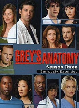 Grey's Anatomy season 3 download free (all tv episodes in HD)
