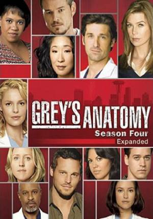 Grey's Anatomy season 4 download free (all tv episodes in HD)