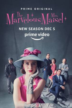 The Marvelous Mrs. Maisel season 2 download free (all tv episodes in HD)