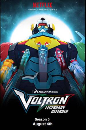 Voltron Legendary Defender season 3 download free (all tv episodes in HD)