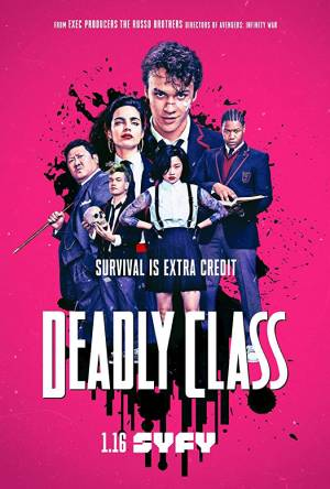Deadly Class season 1 download free (all tv episodes in HD)