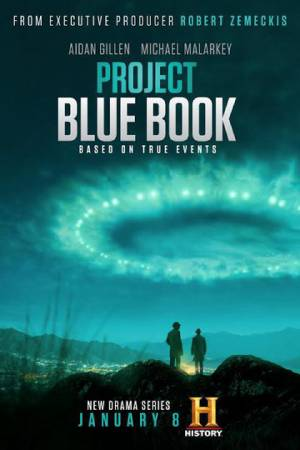 Project Blue Book season 1 download free (all tv episodes in HD)