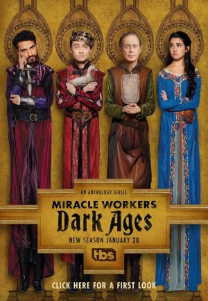 Miracle Workers season 2 download (tv episodes 1, 2,...)