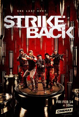 Strike Back season 8 download (tv episodes 1, 2,...)