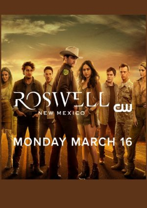 Roswell, New Mexico season 2 download (tv episodes 1, 2,...)