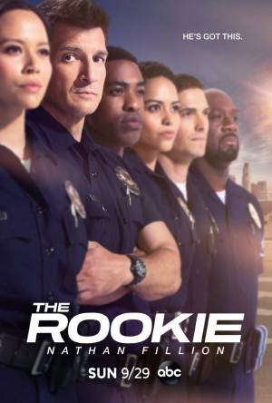 The Rookie season 2 download (tv episodes 1, 2,...)