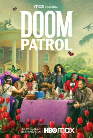 Doom Patrol season 2 download (tv episodes 1, 2,...)