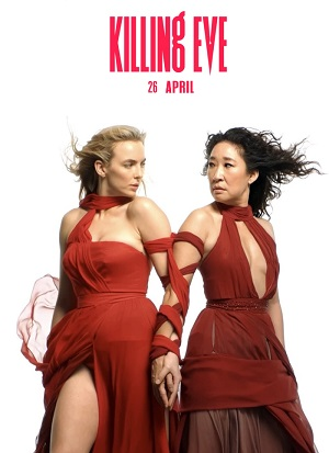 Killing Eve season 3 download (tv episodes 1, 2,...)