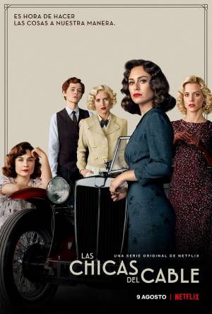 Cable Girls season 4 download free (all tv episodes in HD)