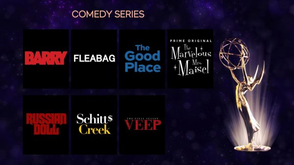 Emmy Best Comedy TV series