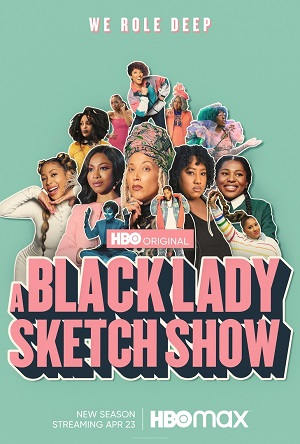 A Black Lady Sketch Show season 2 download (tv episodes 1,2...)