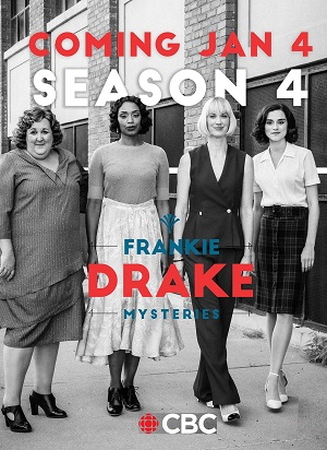Frankie Drake Mysteries season 4 download (tv episodes 1, 2,...)