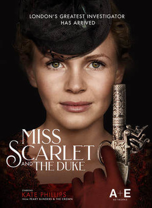 Miss Scarlet and the Duke season 1 download (tv episodes 1, 2,...)