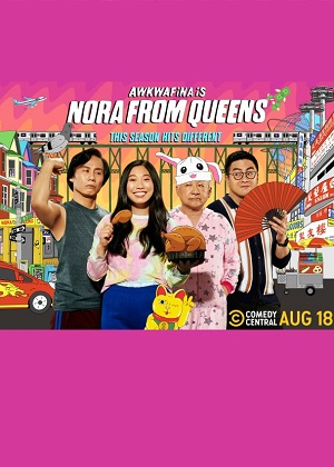 Awkwafina Is Nora from Queens season 2 download (tv episodes 1,2...)