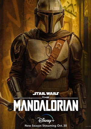 The Mandalorian season 2 download (tv episodes 1, 2,...)