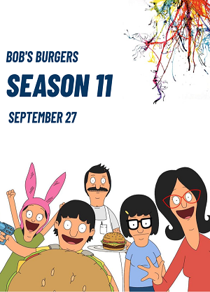 Bob's Burgers season 11 download (tv episodes 1, 2,...)