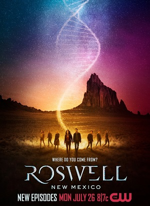 Roswell, New Mexico season 3 download (tv episodes 1, 2,...)