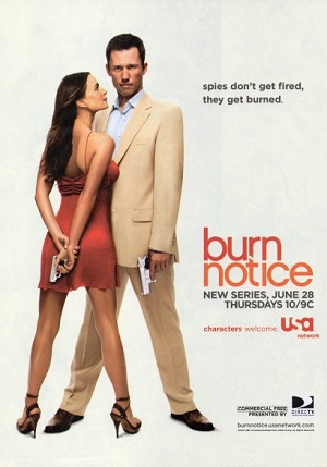 Burn Notice season 1 download (tv episodes 1, 2,...)