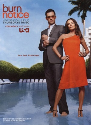 Burn Notice season 2 download (tv episodes 1, 2,...)