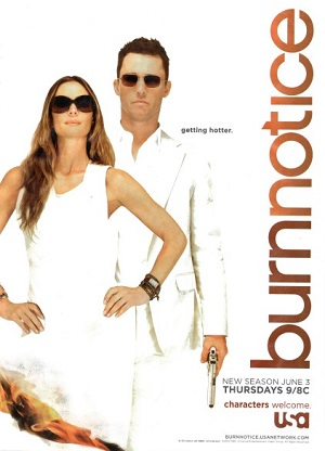 Burn Notice season 3 download (tv episodes 1, 2,...)