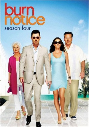 Burn Notice season 4 download (tv episodes 1, 2,...)