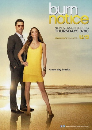 Burn Notice season 5 download (tv episodes 1, 2,...)