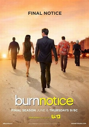 Burn Notice season 7 download (tv episodes 1, 2,...)
