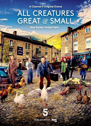 All Creatures Great And Small season 2 download (tv episodes 1,2...)
