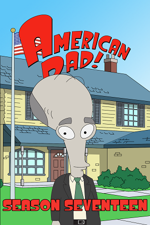American Dad! season 17 download (tv episodes 1,2...)
